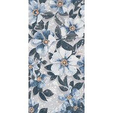 к  SG591002R  Розелла синий декорированный лаппатированный 119,5*238,5