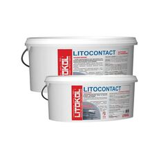 кл  LITOCONTACT грунтовка адгезионная 10 кг