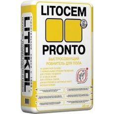 кл LITOCEM PRONTO - ровнитель для пола 25кг