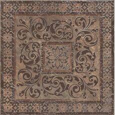 Kerama Marazzi д  STG/А257/SG1502 Бромли коричневый декор 40,2*40,2