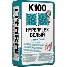 Hyperflex K100 белый 20кг клей