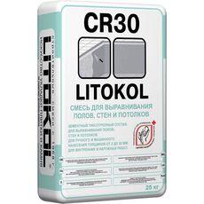 кл Litokol CR-30- ремонтный состав  25кг