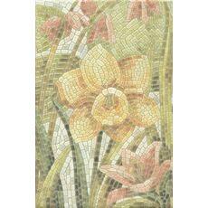 Kerama Marazzi д  HGD/A144/880L Летний сад Лилии 20*30 декор