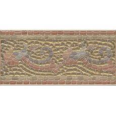 Kerama Marazzi б  HGD/B100/17000 Виченца золото  15*7,2 бордюр керамический