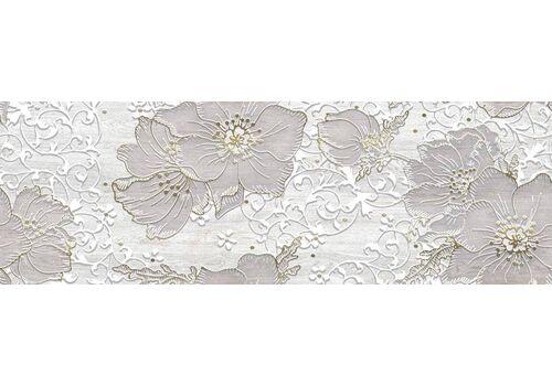 УралКерамика д  DWU12FAR77R  FARGO цветы  24,6*74 декор