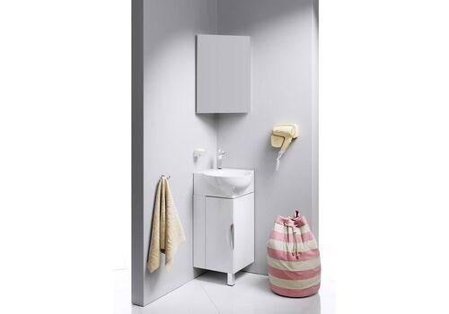 Зеркало-шкаф угловой РИО В33